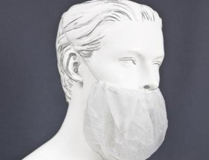 Couvre-barbe