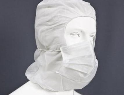masque tissu protection
