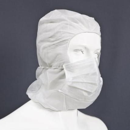 Bonnet avec masque