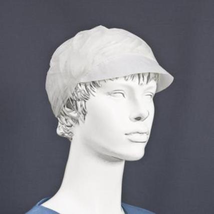 Bonnet avec visière