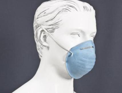 Masque conique