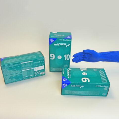gants en nitrile résistants