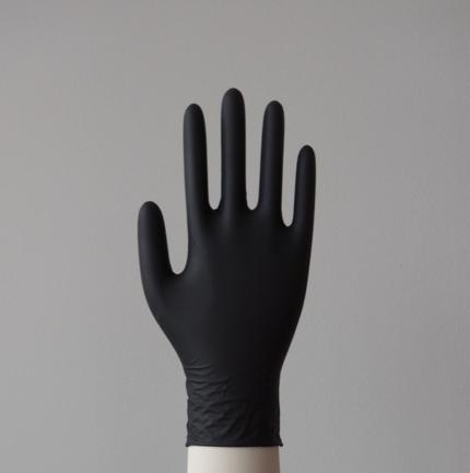 Gant Nitrile noir- AachenFeel