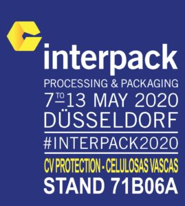 CV PROTECTION INTERPACK 2020 STAND 71B06A