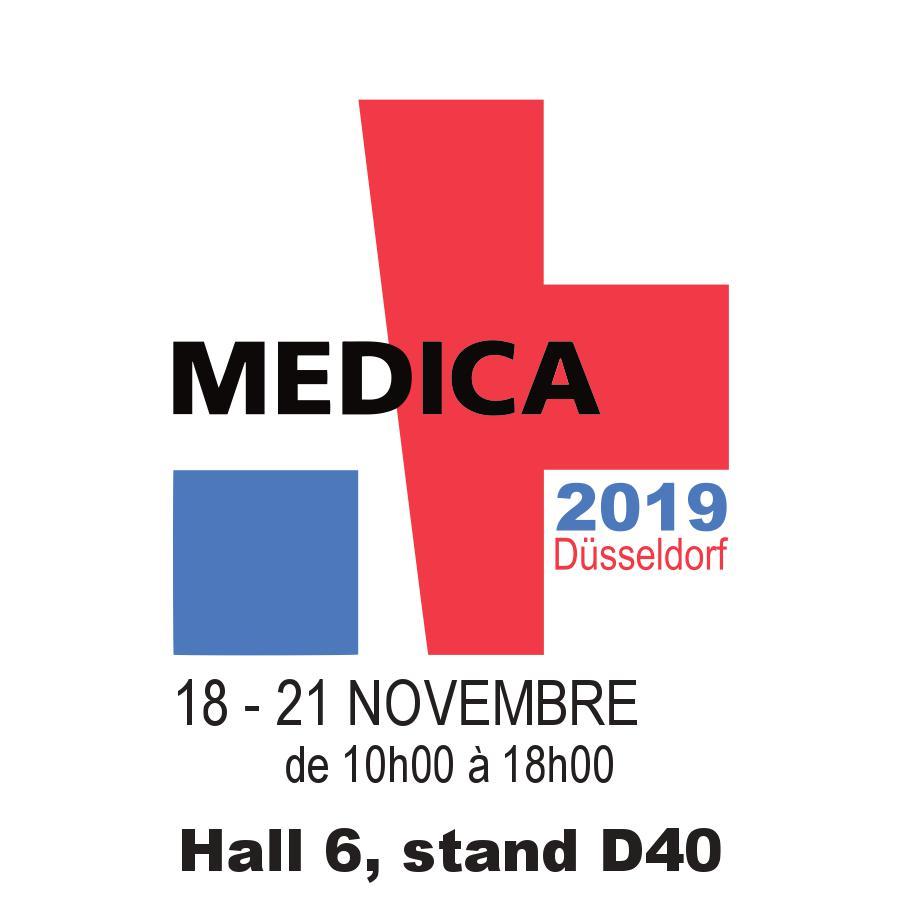 CV Protection à MEDICA 2019